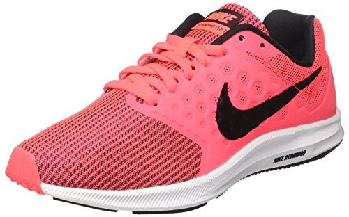 nike-wmns-downshifter-7-scarpe-running-donna-rosa-hot-punch-black-white-385-eu