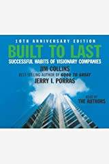 Built To Last: Successful Habits of Visionary Companies Audio CD