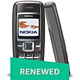 (Renewed) Nokia 1600 (Black)