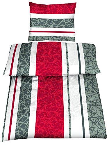 he Set 2 Größen viele schöne Designs, 135x200 cm Kissenbezug 80x80 cm Safari ()