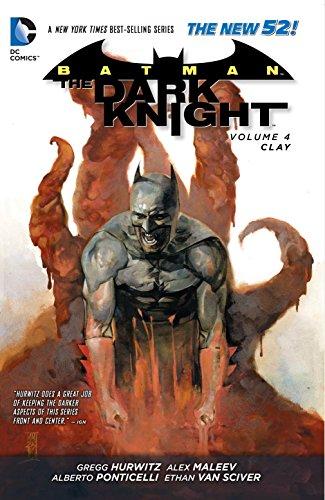 Alex Clay (Batman - The Dark Knight Vol. 4: Clay (The New 52))