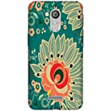 Printland Designer Back Cover For Coolpad Note 5 - Abstract Cases Cover best price on Amazon @ Rs. 399