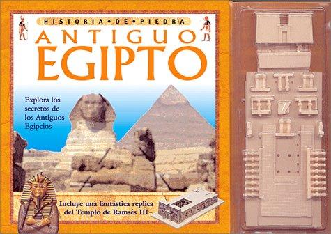Antiguo Egipto (Historia De Piedra) por Andrew Langley