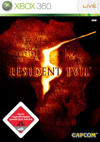 Resident Evil 5 (uncut) (Games Horror 360 Xbox)