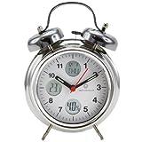 Radio Controlled 4 in 1 Alarm Clock