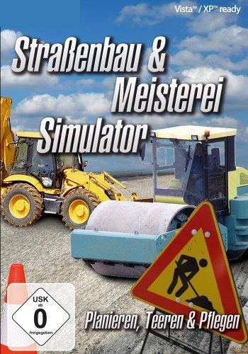 Straenbau und Meisterei Simulator