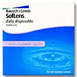 Bausch & Lomb SofLens daily disposable Ta