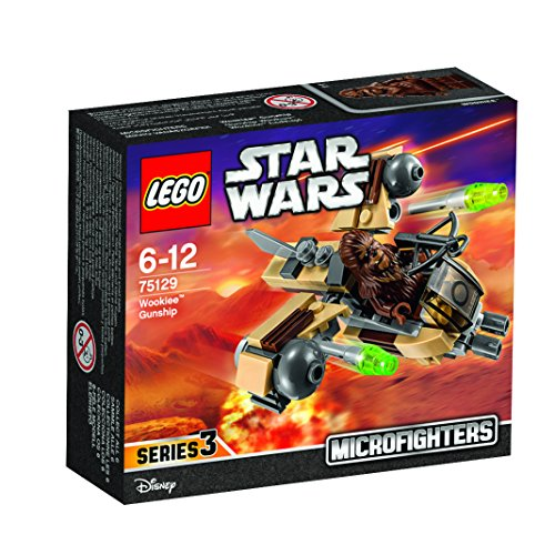 LEGO - Star Wars Microfighters 75129 Wookie Gunship