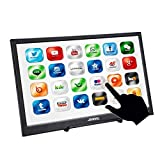 JOHNWILL Monitor portatile da 15.6 pollici touch screen, display LCD/LED IPS Ultra HD - Best Reviews Guide