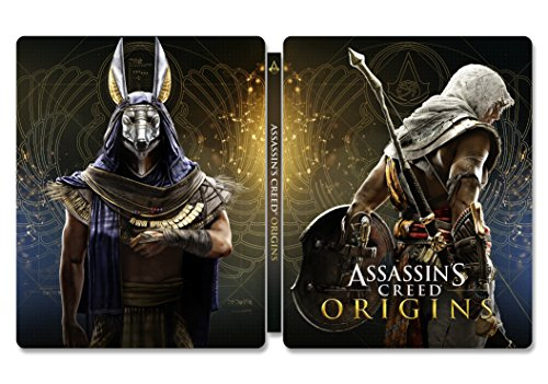 Assassins-Creed-Origins-Steelbook-Enthlt-kein-Spiel