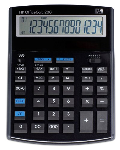HP OfficeCalc200 Calculatrice de bureau