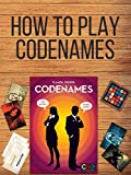 How to play Codenames: Best strategies to win the game (English Edition)