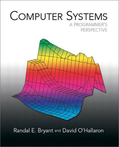 Computer Systems: A Programmer's Perspective: United States Edition