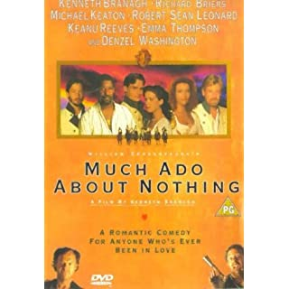 Much Ado About Nothing [DVD] [1993]