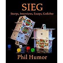 SIEG: Storys, Interviews, Essays, Gedichte