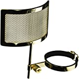 MXL Mics MXL-PF-004-G Metal Mesh Pop Filter