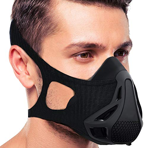 Dolphy Fitness Mask for Fitness/Training (Small)