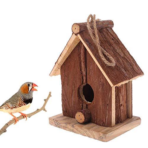 Navigatee Casa De Pájaros De Madera, Artesanía Artes Y Artesanía Retro Casas Rurales Casas De Pájaros...