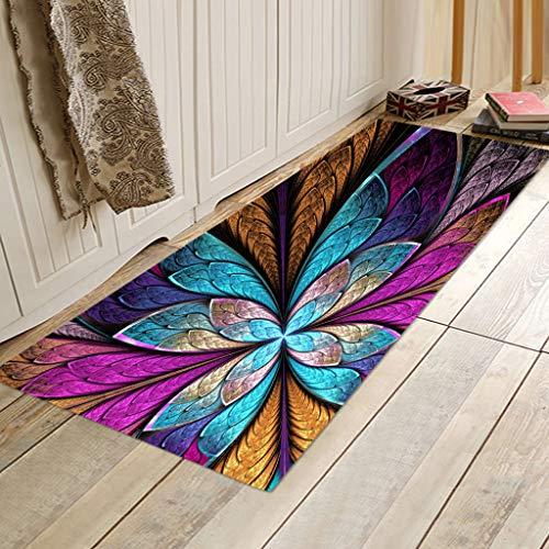 Carpet_Chsheeppich Küche Teppich Anti-Slip Mute Teppich Schlafzimmer Teppich , Teppiche Anti-Skid Yoga Teppich Für Wohnzimmer Schlafzimmer Teppiche 40X120Cm (I) -