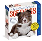 365 Dogs Colour Page-A-Day Calendar 2017