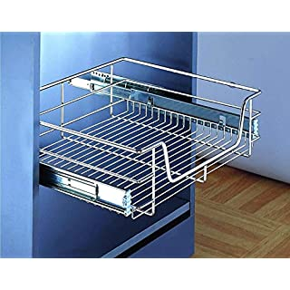 Hafele Pull-out Storage Wire Baskets (Various (800mm)