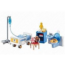 Playmobil 6444. Habitacion de Hospital para niños