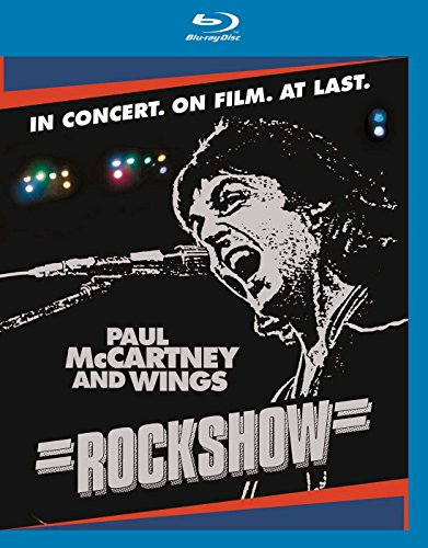 Paul McCartney & Wings: Rockshow [DVD]