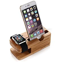 Apple Watch Stand , ISELECTOR iWatch Supporto