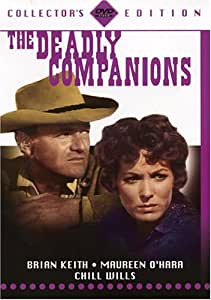 Deadly Companions [DVD] [Region 1] [US Import] [NTSC]
