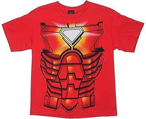 Iron Man T-shirt Costume - MyTeeSpot iron man rouge costume t-shirt pour