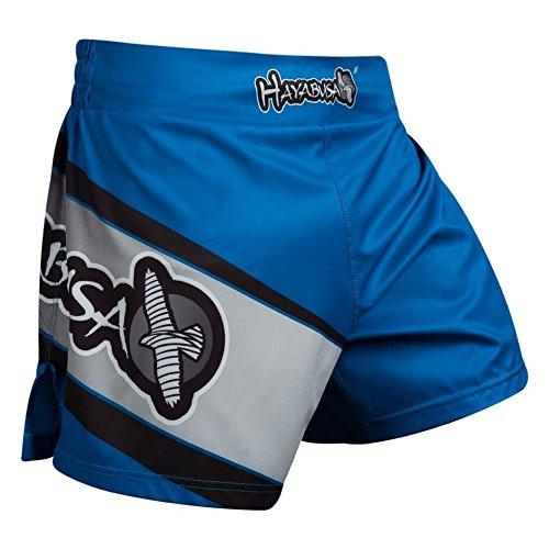 Hayabusa Kickboxen Shorts - blau 34
