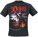 DIO RONNIE JAMES DIO R.I.P. T-Shirt M