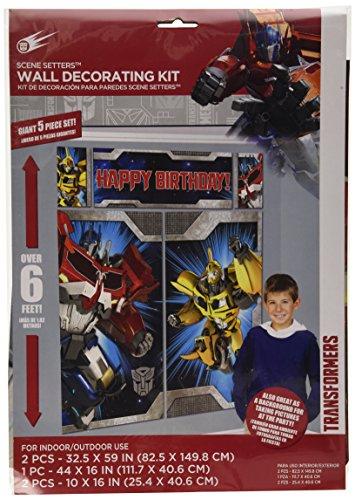 1,65x 1,9m Transformers Kits zur Szenennachstellung (Transformer Dress Up)