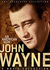 John Wayne: An American Icon Collection [Import USA Zone 1]