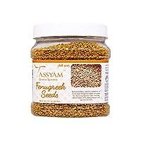Tassyam Fenugreek Seeds 650g   Jumbo Pack