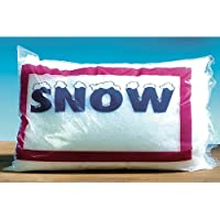 Brema Bolsa de nieve artificial para decorar 4 L
