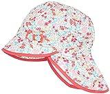 Sterntaler Baby-Mädchen Mütze Hut m Nackenschutz, Beige (Ecru 903), 45