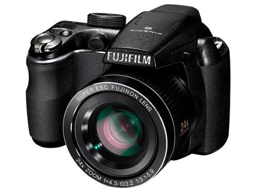 Fujifilm FinePix S3200 SLR-Digitalkamera, 14 Megapixel