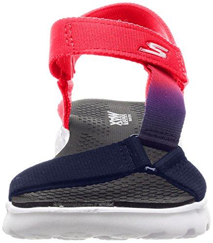 Sandalen/Sandaletten, farbe Rosa , marke SKECHERS, modell Sandalen/Sandaletten SKECHERS ON THE GO JAZZY Rosa Rosa