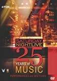 Saturday Night Live - 25 Years Of Music Vol. 1-5 [5 DVDs]