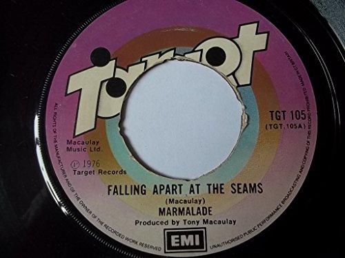 The Marmalade - Falling Apart At The Seams - 7' Single 1976 - Target TGT 105 - UK Press