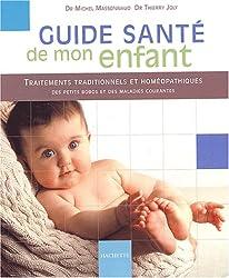 Guide santé de mon enfant