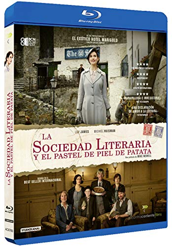 La Sociedad Literaria Y El Pastel De Piel De Patata [Blu-ray]