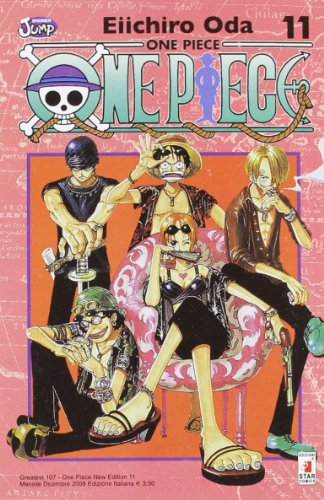 One piece. New edition: 11