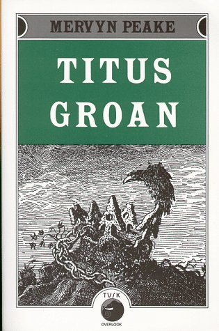 Book cover for Titus Groan