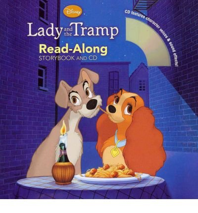 [(Lady and the Tramp Read-Along Storybook and CD )] [Author: Disney Book Group] [Mar-2012]