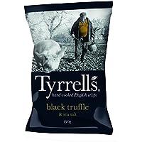 Tyrrell's Chips à la truffe noire et au sel de mer