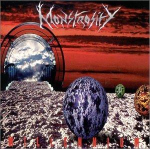 Monstrosity: Millennium (Audio CD)