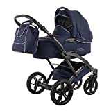 knorr-baby 3038-02 Voletto Emotion, Blau