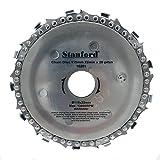 Best Las sierras de cadena eléctricas - Sierra de cadena Hojas 115X 22mm para amoladora Review